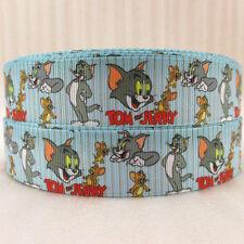 """Tom y Jerry cinta 1"""" ancho nuevo vendedor Reino Unido Libre P&P"""