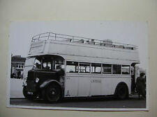 ENG502 - CROSSVILLE MOTOR SERVICES - BUS M71 PHOTO