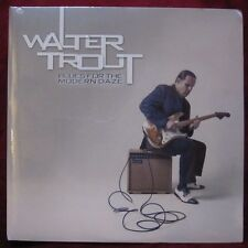 Blues for the Modern Daze by Walter Trout (Vinyl 2012, 2 Discs Megaforce) SEALED