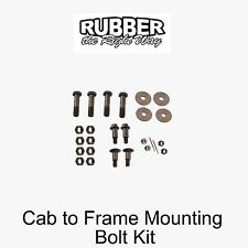 1948 1949 1950 1951 1952 Ford Truck Cab to Frame Mounting Bolt Kit