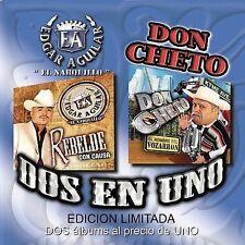 """Dos en Uno by Edgar """"El Narquillo"""" Aguilar y Don Cheto"""