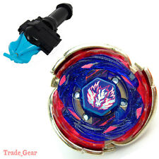 Big Bang Cosmic Pegasus Pegasis F:D BEYBLADE Masters Metal+GRIP+BLUE LAUNCHER