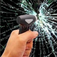 Car Emergency Escape Window Glass Break Hammer Saftey Seat Belt Cutter Holder