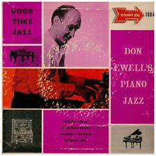 15800 - DON EWELL'S PIANO JAZZ - PARLOR SOCIAL