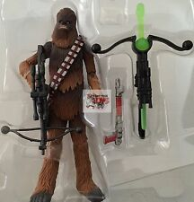 "CHEWBACCA CW63 Hasbro Star Wars Clone Wars 2011 3.75"" INCH LOOSE ACTION FIGURE"