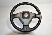 JDM 04-05 Subaru Impreza WRX Sti EJ207 V8 Leather OEM Steering Wheel SRS Airbag