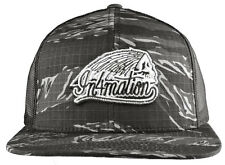 In4mation Motorcycle Dead Indian Ride Starter Trucker Snapback Hat
