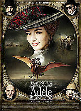 The Extraordinary Adventures Of Adele Blanc-Sec (DVD, 2011)