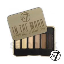 W7 Cosmetics In The Mood Eyeshadow Palette 7g Brand New & Sealed