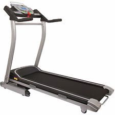 CONFIDENCE TXI HEAVY DUTY 1100W MOTORISED ELECTRIC TREADMILL RUNNING MACHINE