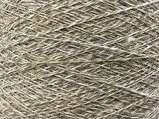 Filati di qualità CONO 2 PLY 100% LINO OTTICO Killarney colore 1000g 20 Palle