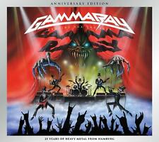 Gamma Ray-heading for the East (Anniversary Edition) - 2xcd NUOVO