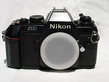 NIKON N2000 35mm SLR Film Camera Body only  SN2791556