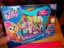 LPS Littlest Pet Shop #1585, 1586, 2 in 1 pet spotlight, New in Unopened Box