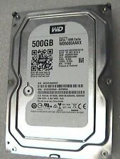"500b Western Digital WD5000AAKX 3.5"" internal SATA 6Gb/s Hard Drive 7200rpm"