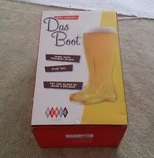 Das Boot 44 ounce Glass Mug Beer 9.5 inches
