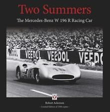 Mercedes-Benz W 196 R Racing Car 1954-55 Moss Fangio Grand Prix Buch book W196R