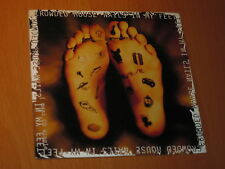 CROWDED HOUSE - NAILS IN MY FEET AUSTRALIA CD SINGLE CARDSLEEVE ( PROMO SAMPLE)