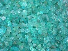 Apatite blue crystal gemmy electric blue Zambia,Africa 5-10mm 1/8 pound lots