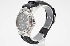 Authentic Tag Heuer professional 6000 series WH1112 watch RefNo 67086