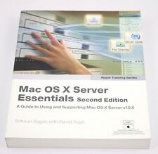 Apple Training Series: Mac OS X Server Essentials (2nd Edition) by Sch