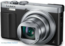 Panasonic Lumix dmc-tz71 plata dmc-tz71eg-s del artículo nuevo comercio especializado