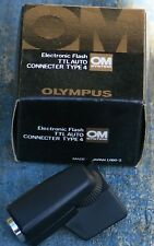 Olympus TTL Auto Connector Type 4