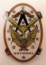 National Sojourners Lapel Pin