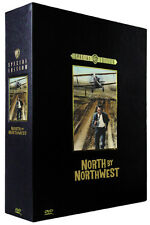 """NORTH BY NORTHWEST"" (Cary Grant / Alfred Hitchcock) Special Deluxe DVD Boxset"