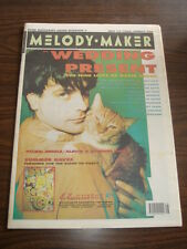 MELODY MAKER 1990 JULY 14 WEDDING PRESENT PIXIES ROLLING STONES IGGY POP