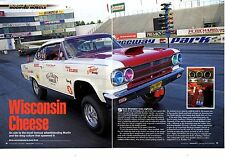 1965 RAMBLER MARLIN 327/270-HP  ~  NICE 6-PAGE ARTICLE / AD