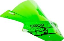 Puig Racing Windscreen for 2011-2015 Kawasaki ZX1000 Ninja ZX-10R Green / 5603V