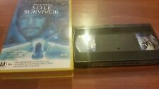 SOLE SURVIVOR - BILLY ZANE -TRISTAR  VHS VIDEO