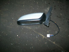 01 MAZDA 626 N/S PASSENGERSIDE ELECTRIC WING DOOR MIRROR SILVER