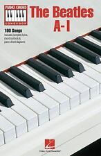 The Beatles A-I (Piano Chord Songbooks), The Beatles, Good Book