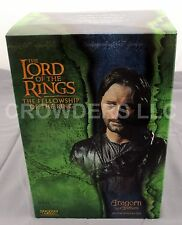 Lord of the Rings Fellowship of the Rings ARAGORN Son of Arathorn 1/4 Scale Bust