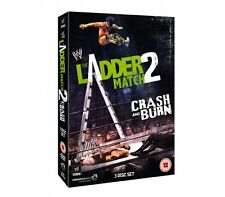 Official WWE - The Ladder Match 2: Crash & Burn DVD (3 Disc Set) (Pre-Owned)