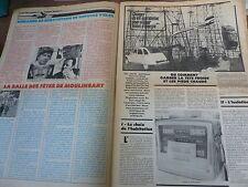"""revue """"Le Sauvage"""" 1979 n°67, économiser le pétrole, leçon de forêt etc"""
