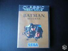 BATMAN RETURNS      CLASSIC        -----   pour SEGA MEGADRIVE  // TBE