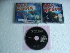 Iron Maiden - Rock in Rio,Brazil Live Part 2 - Rare Malaysia only release CD