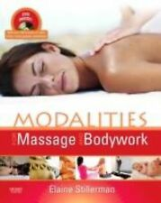Elaine Stillerman - Modalities For Massage And Bod (2008) - Used - Trade Pa