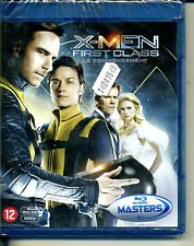 X MEN LE COMMENCEMENT   blu ray    neuf 14041548