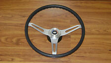 Comfort Grip Steering Wheel Kit Black Cushion 3-spoke 68-72 Pickup Truck Pick Up