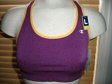 NWT Champion Wire Free SMALL Pullover Sport Bra Racer Back B9504 $36 med support