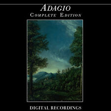 ADAGIO COMPLETE EDITION: 18 HOUR COLLECTION OF CLASSICS FOR CONTEMPLATION, 14CDS