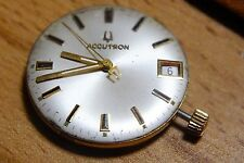 Bulova accutron werk movement defekt for parts 2181