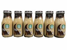 Starbucks Mocha Frappuccino 9.5 fl oz Chilled Coffee Drink 6 Pack