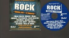 FIELDS of ROCK Summer 2007 CD Dream Theater MEGADETH Type o Negative MOTORHEAD