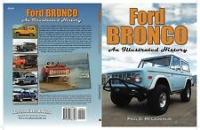 Ford Bronco: An Illustrated History Paul G McLaughlin Enthusiast Books 10405