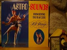101 STRINGS Astro-Sounds From Beyond The Year 2000 LP/'68 Exp-Psych/Animated Egg
